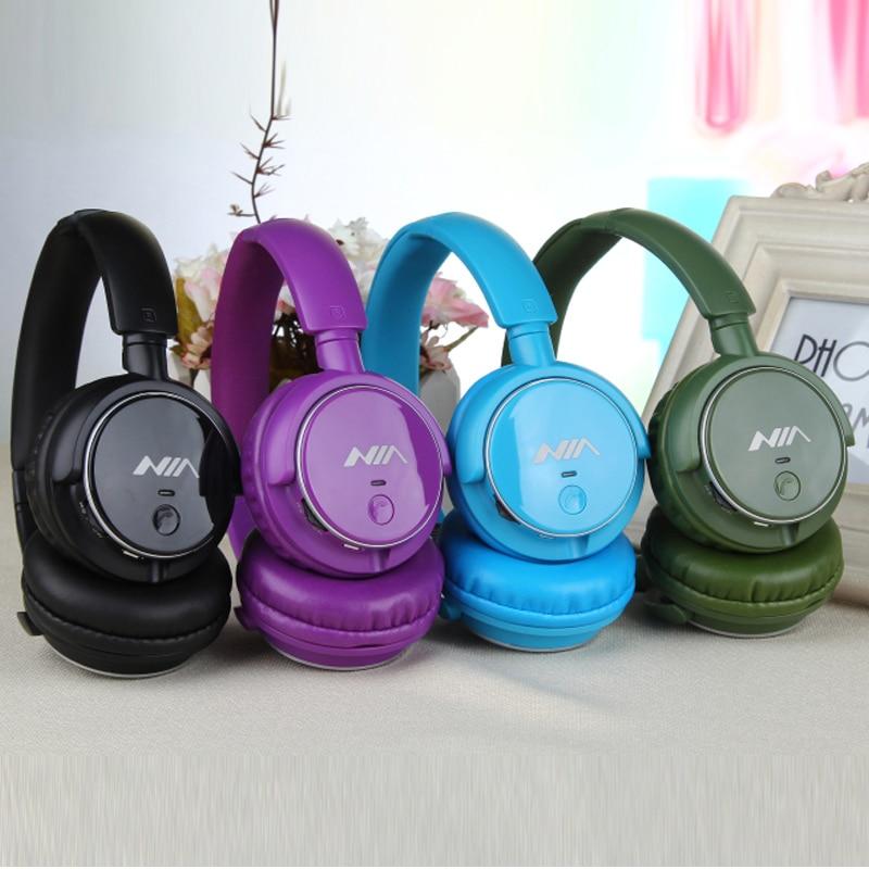 Alta calidad auriculares inalámbricos fone de ouvido música - Audio y video portátil - foto 6