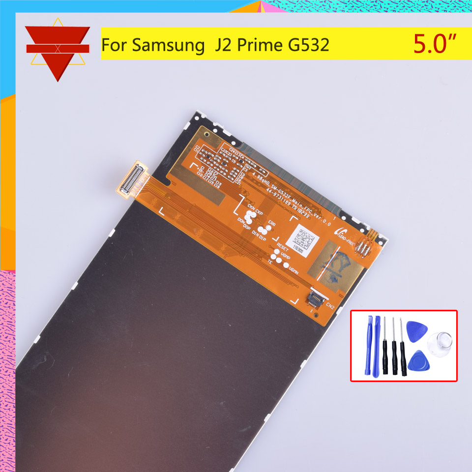 Original 4.0  For Samsung Galaxy Grand Prime Plus J2 Prime G532 SM-G532F LCD Display Screen Panel Monitor Module J2 Ace G532F DOriginal 4.0  For Samsung Galaxy Grand Prime Plus J2 Prime G532 SM-G532F LCD Display Screen Panel Monitor Module J2 Ace G532F D