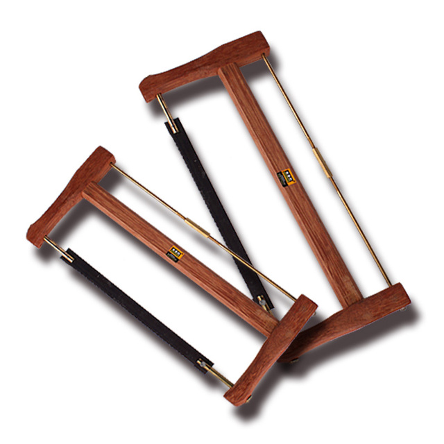 580mm/400mm Frame Saw Long Vintage Wooden Buck Saw Carpenter\'s ...