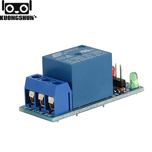 DC 5V 10A 15A 1 Channel Relay Module Interface Board Shield for Arduino Low Level Trigger One AVR DSP MCU AC 220V LED Indicator