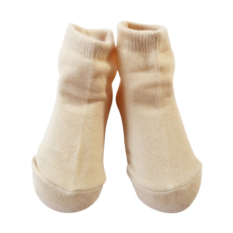 Newborn Baby Cotton Jacquard Weave Solid Color Socks Sports Style Socks For Infant Boys Christmas Gift 0-12 M