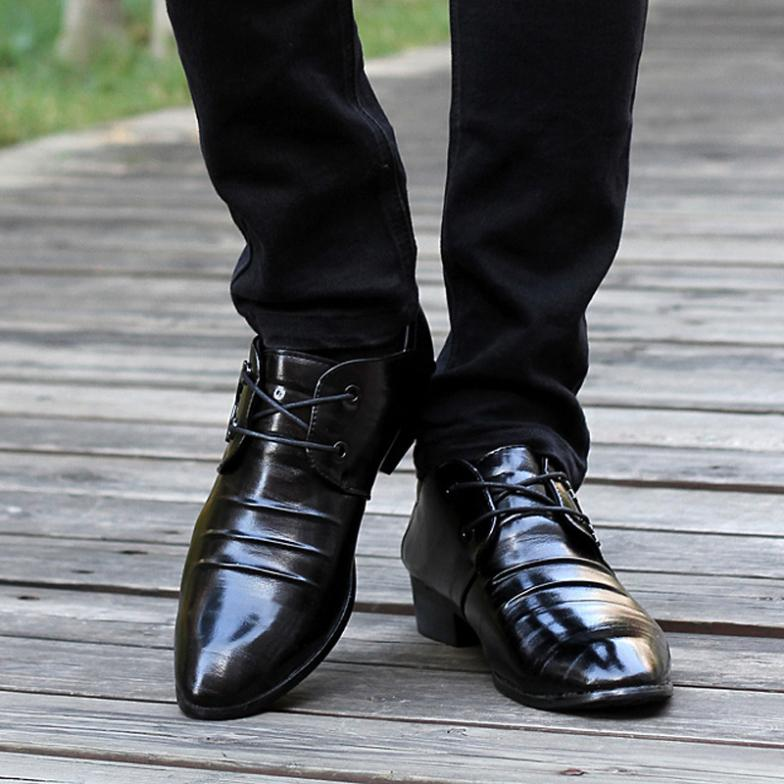 Best Selling Men Brand Oxford Shoes Man Formal Office Shoes Male