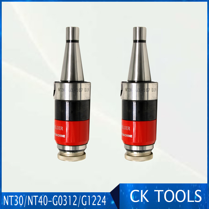 DIN2080 NT30 ISO30 shank G0312 G1224 Telescoping torque protection  tap tool holders tension TER Tapping  G3 12 collet FloatingDIN2080 NT30 ISO30 shank G0312 G1224 Telescoping torque protection  tap tool holders tension TER Tapping  G3 12 collet Floating