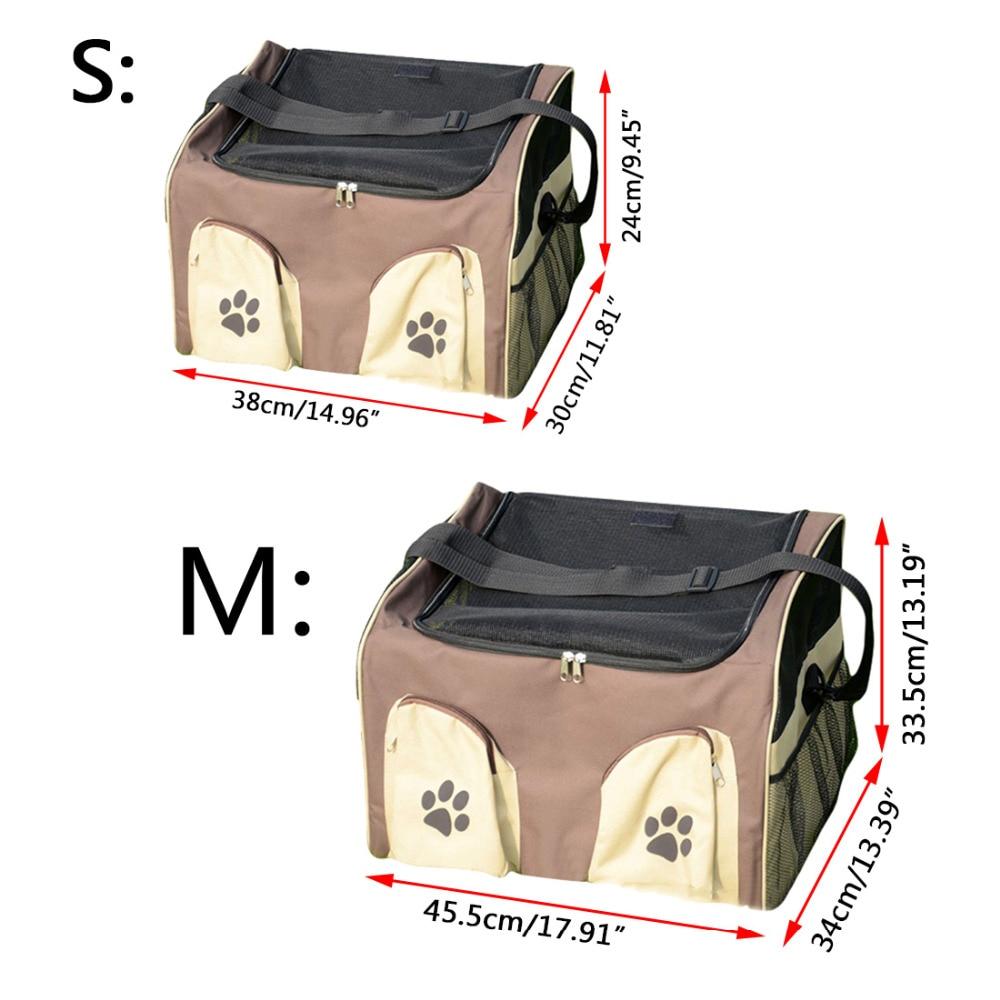 Δερμάτινη τσάντα για τα αυτοκίνητα - Προϊόντα κατοικίδιων ζώων - Φωτογραφία 6