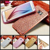 Glitter Silicon Case For Samsung Galaxy S8 S7 Edge S6 S5 S4 Mini Note 5 J7