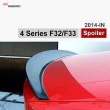 F32 M-desempenho da fibra do carbono do carro asa tronco spoiler para BMW 4 série coupe 2-porta F32 420i 428i 435i 420d 420d 420i xDrive