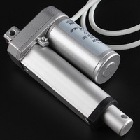 50MM Linear Actuator 12V 7mm/s 1300N Electric Drive Pusher Motor for Window Dc electric putter or Control telescopic lift