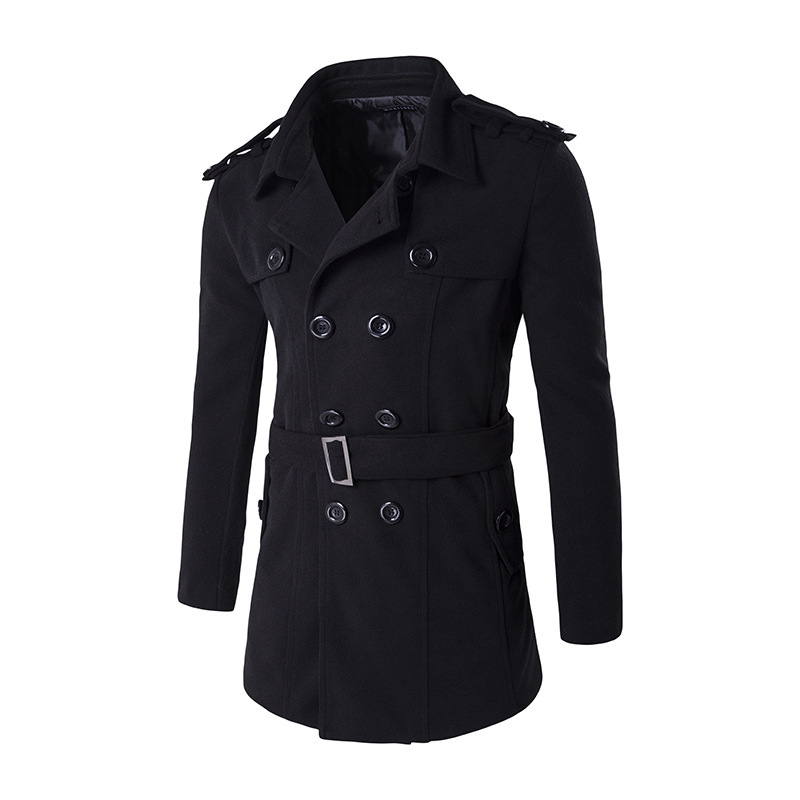Compare Prices on Designer Pea Coats for Men- Online Shopping/Buy ...