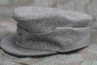 WW2 German M43 hat,Wool,Small brim.Full size