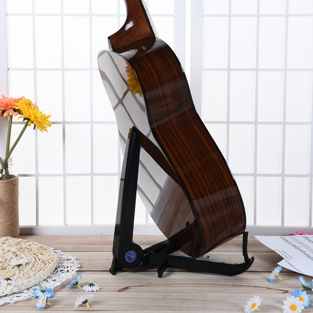 Foldable Guitar Ukulele Stand Portable Instrument Stand Support Ukulele Violin Stand/39-40 Inch Guitar Stand/41 Inch Guitar