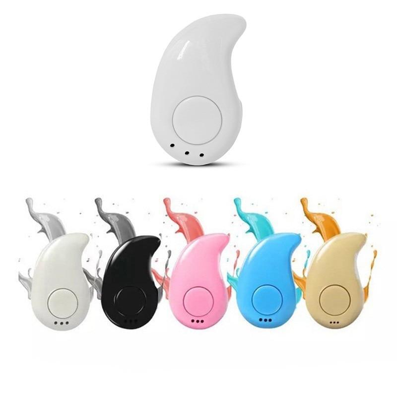 Mini Bluetooth Wireless Earphone in Ear Sports Headphone Stereo Headset Earpiece with Mic Handsfree For iPhone Samsung Xiaomi 1