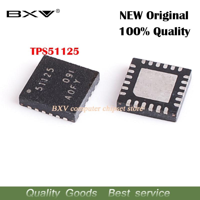 5pcs/lot TPS51125 51125 QFN-24 TPS51125RGER New