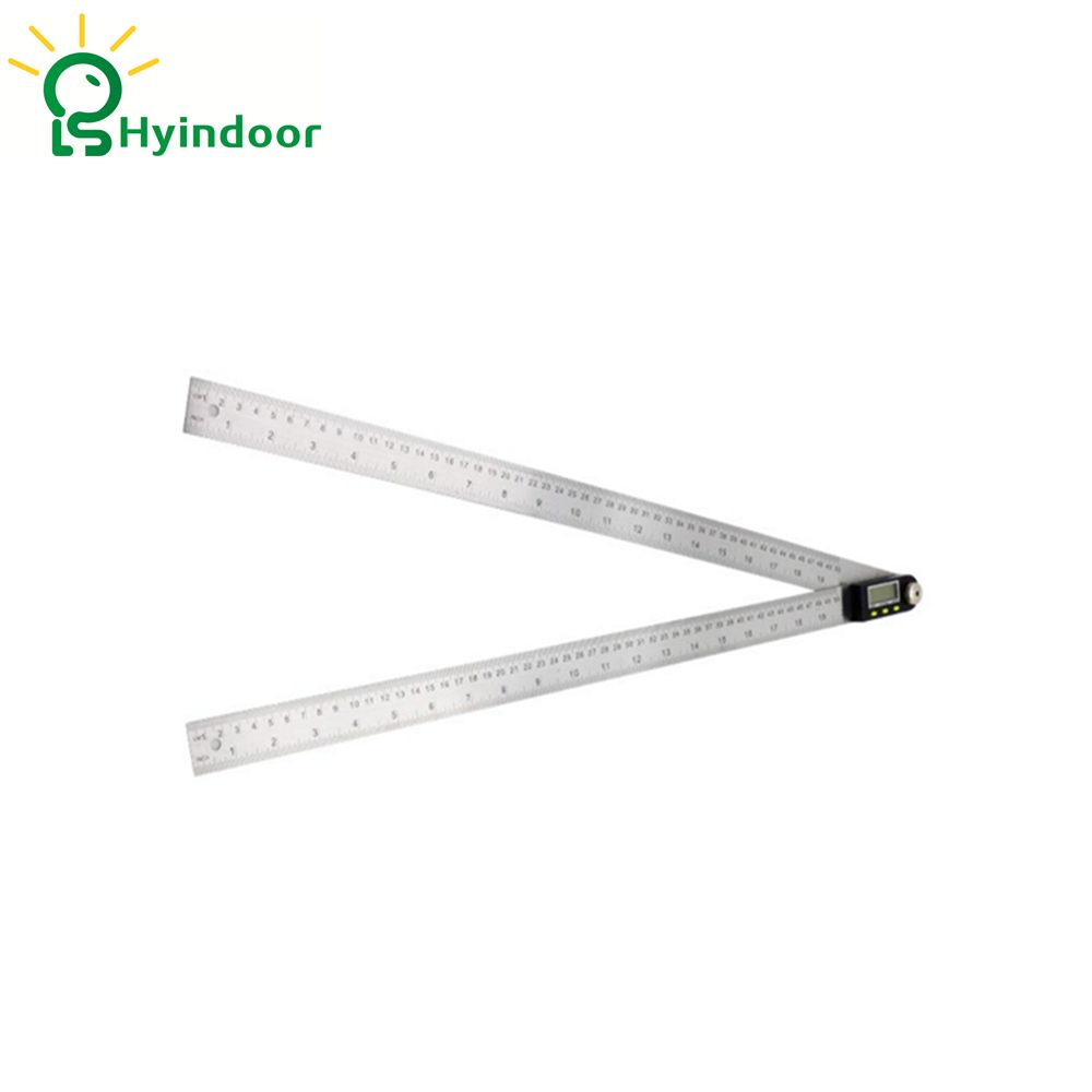 500mm digital protractor goniometer LCD Digital Angle Finder Meter Protractor Goniometer Ruler 360 Measurer digita angle digital electronic protractor angle finder miter goniometer gauge ruler 200mm 300mm 500mm