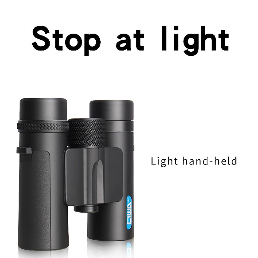 CIWA life waterproof Hunting binoculars High Quality Vision king Exit pupil diameter binoculars 10X26 outdoor eyepiece telescope