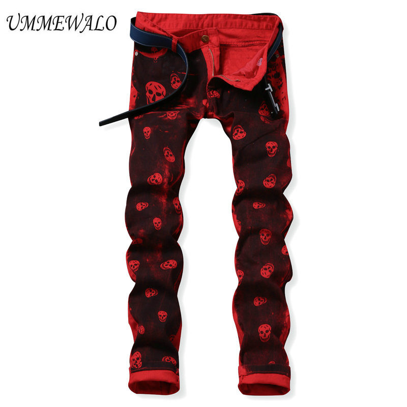 Compare Prices on Designer Red Pants Men- Online Shopping/Buy Low ...