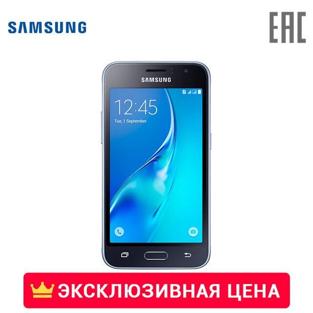 Смартфон Samsung Galaxy J1 2016 (SM-J120) [официальная российская гарантия]