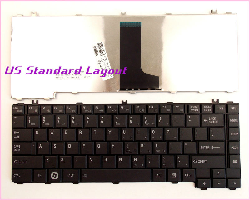 New US Layout Keyboard for Toshiba Satellite L635 S3030 SP3003L