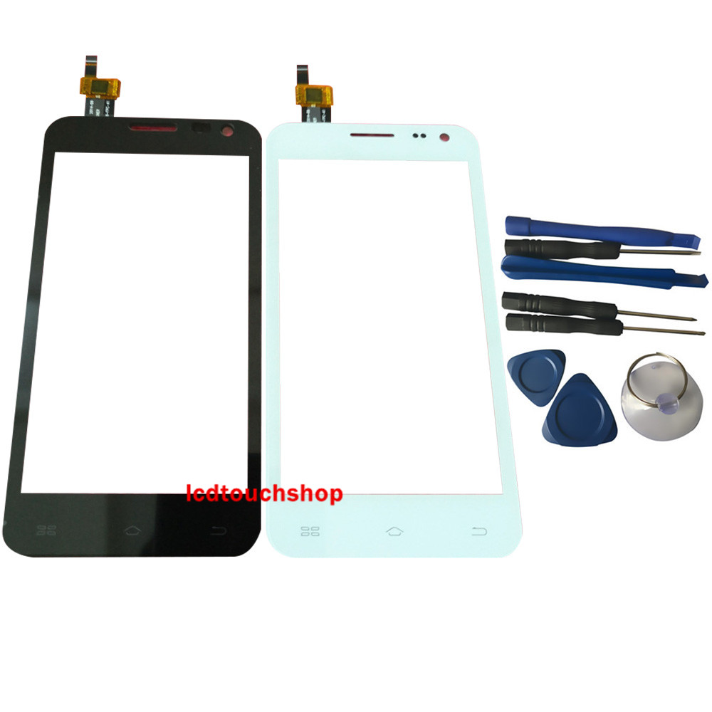 New 5.0 Inches Touch Screen For Keneksi Sigma Touch Panel Digitizer Front Glass Lens Touchscreen Sensor Replacement With Tools