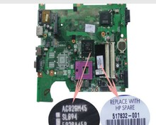 517832-001 laptop motherboard CQ61 CQ60 517832-001 ITEL GM45 5% off Sales promotion, FULL TESTED