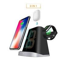 /S7 3in1 Airpods/Apple منصة