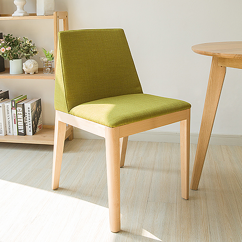 Nordic Chair Coffee Chair Solid Wood Furniture Modern Chair