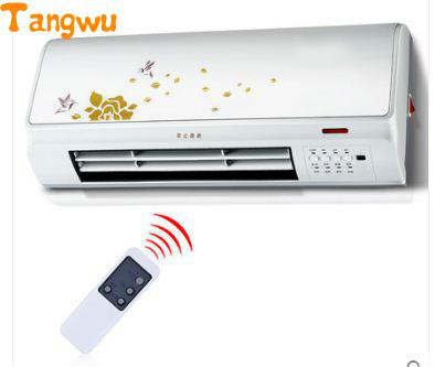 Free shipping remote control hanging wall heaters