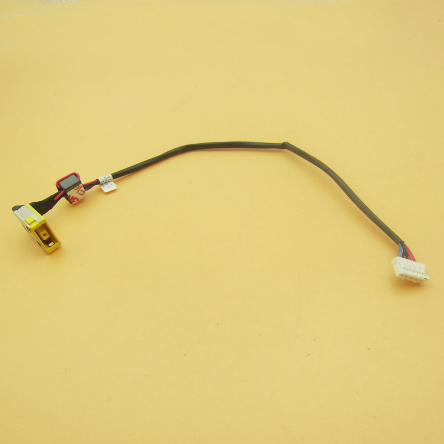 1 Stücke Laptop Dc Power Jack Stecker Flex Kabel Harness Für Lenovo Ideapad G400 G490 G500 G505 G505s Dc30100oy00t074 Dc30100nh00
