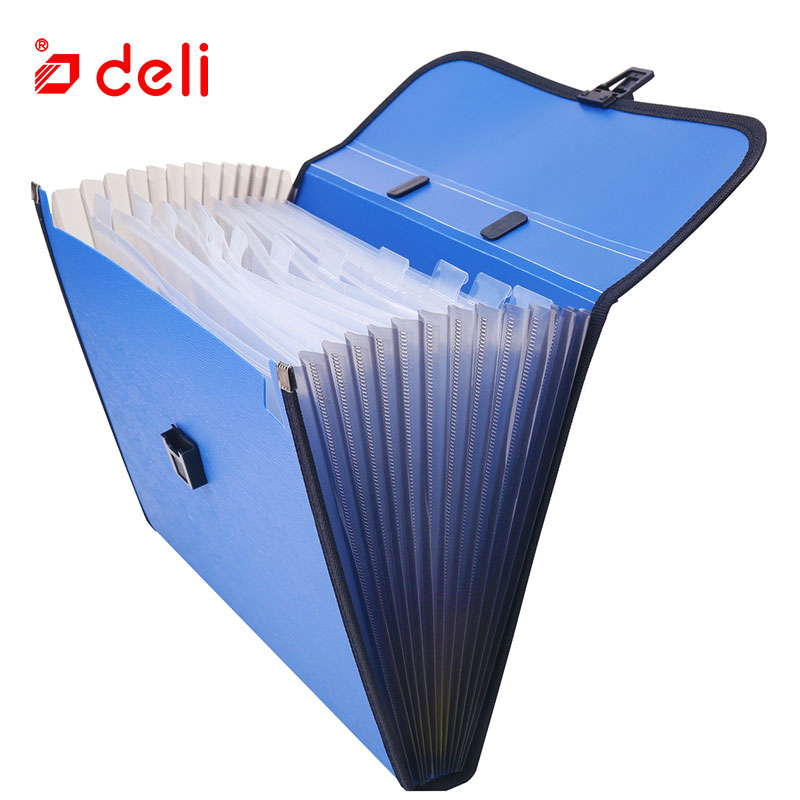 Deli Waterproof Business Book A4 Paper File Folder Bag Office Stationery Design Document Folder Rectangle Office Filing Storage pineapple watermelon mango gridding waterproof zip bag document pen filing products pocket folder free ship office