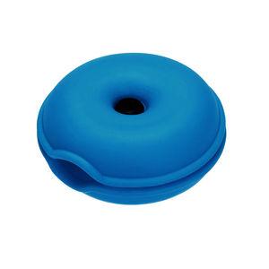 Image 5 - 6 צבעים כבל כבל ארגונית חכם צב בצורת לעטוף חוט המותח אוזניות אוזניות מחזיק מקרה TPR משלוח חינם