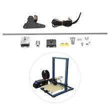 Creality 3D Yazıcı Aksesuarları Çift Z Eksen Çubuk Adım Motor Yükseltme Yedek Parçaları 3D Yazıcı Parçaları için CR-10 CR-10S