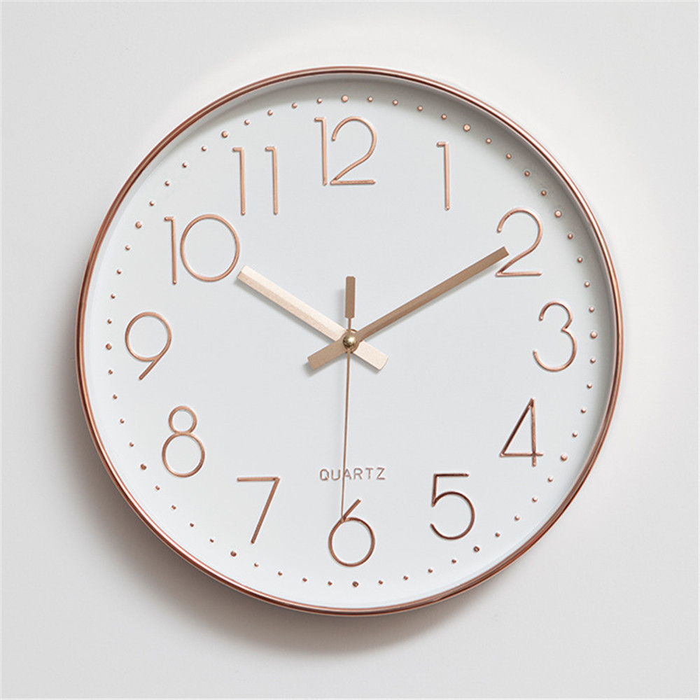 minimalist wall clock choice image