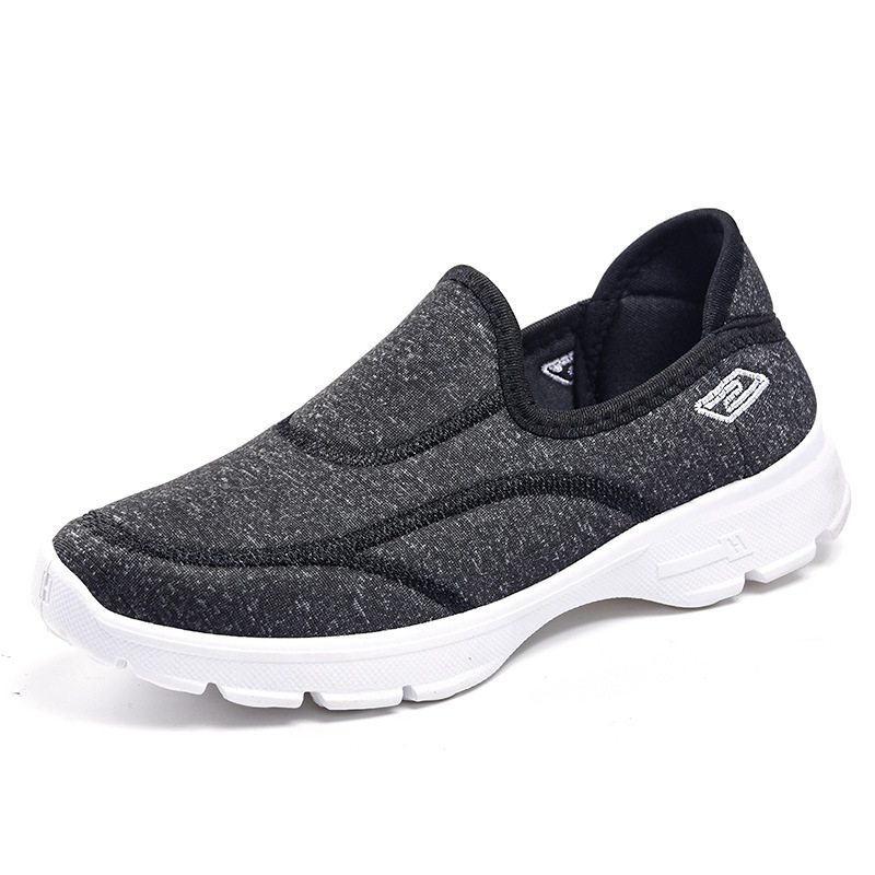 Summer women sneakers without lace