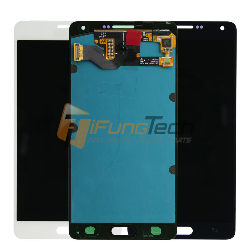 10PCS/LOT Free DHL For Samsung galaxy A7 lcd display touch screen digitizer A7000 display white blue gold color with Home Button free dhl ems shipping warranted lcd for huawei g700 screen display with touch digitizer white black color tools 10 pieces a lot