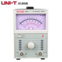UNI T UT621 UT622 Analog voltage/digital voltmeter/analog multimeter 100uV 300V Millivoltmeter