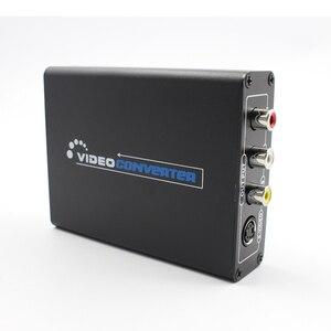 Image 4 - Kebidu HDMI AV i S konwerter adaptera wideo HDMI do 3RCA AV CVBS kompozytowe & S konwerter wideo wspornik adaptera 720 P/1080 P