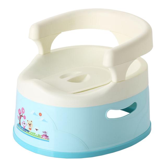 Venda quente Do Bebê Crianças Higiênico Bacio Bebé Higiênico Tipo Gaveta Crianças Fezes Higiênico Macio Assento Do Bebê Potty Portátil Frete Grátis