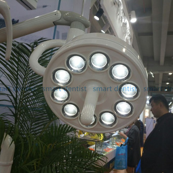 Good Quality Dental implanted shadowless lamp LED light Oral light examination lamp dental chair accessories