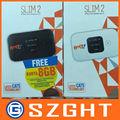 Desbloqueado E5577 Hotspots Sem Fio LTE FDD DL/UL 105/50 Mbps 4G Modem sem fio Portátil, PK E589 E5776