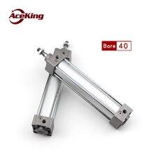 MDBB standard cylinder rod MBB40-25/50/75/100/125/150/200/300/500 MDBB40-50 MDBB40-75 MDBB40-100 MDBB40-125 MDBB40-150