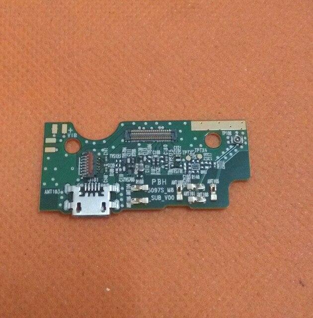"""Оригинальный USB Plug Заряд Плата Для Elephone М2 4 Г LTE MTK6753 Octa Ядро 5.5 """"FHD 1920*1080 бесплатная доставка"""