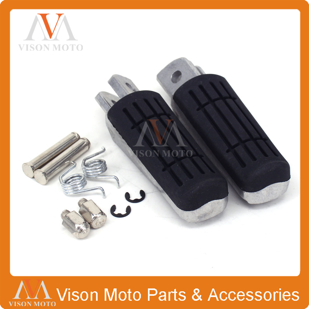 Moto billet anteriore pedane riposa poggiapiedi pedali per yamaha MT03 MT-03 06-09 TDM900 TDM 900 02-09 XJ900 XJ 900 1995-2003