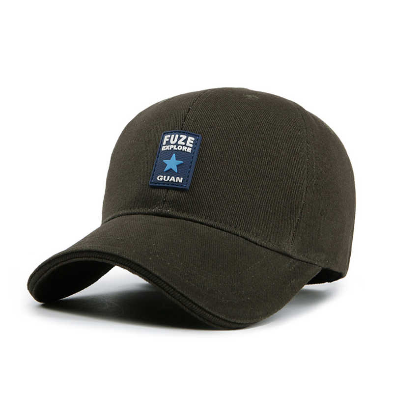 ffd63afff47 ...  AETRENDS Men hat summer russia black trucker cap man mark hip hop baseball  cap ...