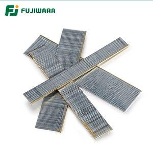 Image 3 - FUJIWARA Electric Pneumatic Nail Gun Straight Nail, U nail, F15/F20/ F25/ F30(15 30MM)  422J U (4mm width,22mm length)