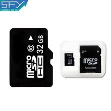 2016 SFY Usb Flash Drive Реальная Емкость Высокая Скорость Черно-Белой игрушка 8 ГБ 16 ГБ 32 ГБ Карты Памяти Карты Памяти Micro SD карты