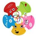 Babadores Para Bebês de Silicone À Prova D' Água de Alimentação Do Bebê Saliva Toalha Babadores para bebês Recém-nascidos de Desenhos Animados Aventais Impermeáveis Arroz Sulco SAD-4089