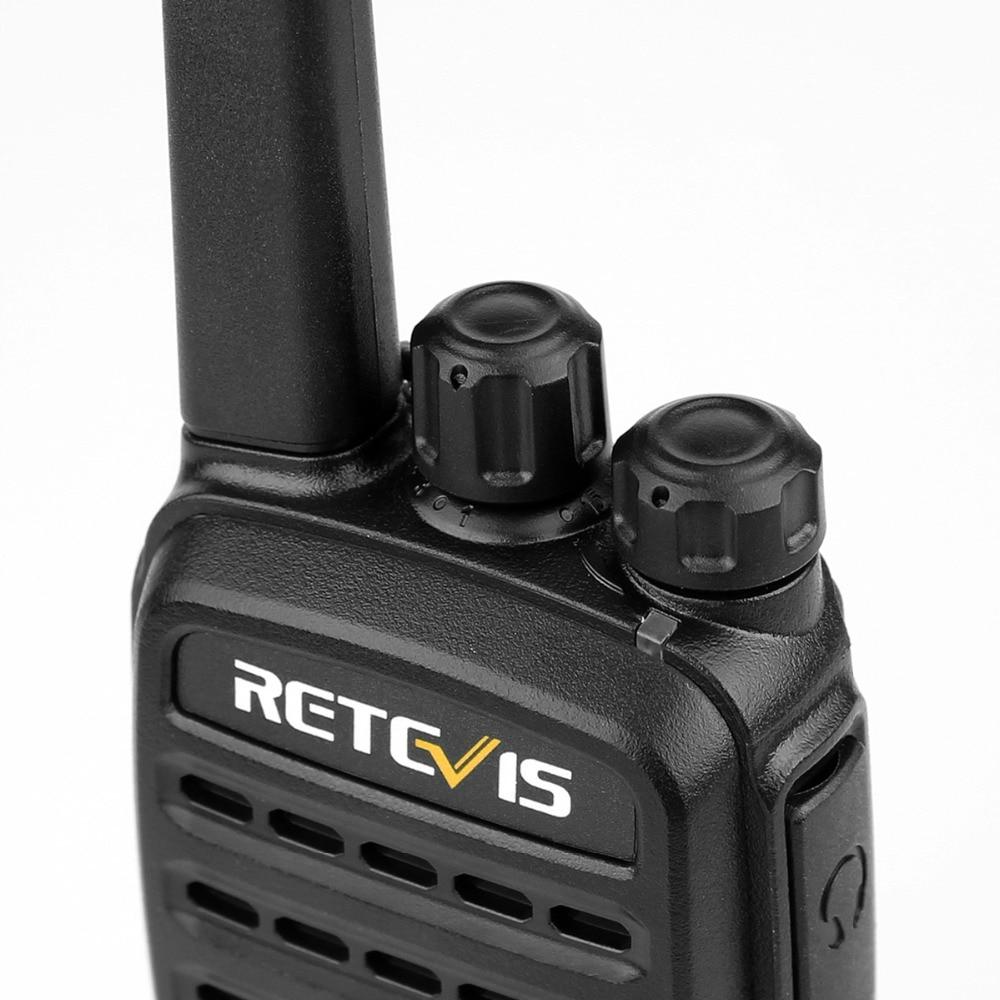 2pcs Retevis RT40 Digital PMR Radio Walkie Talkie Licence-free DMR Radio 0.5W PMR446/FRS Mini Two Way Radio Station Transceiver