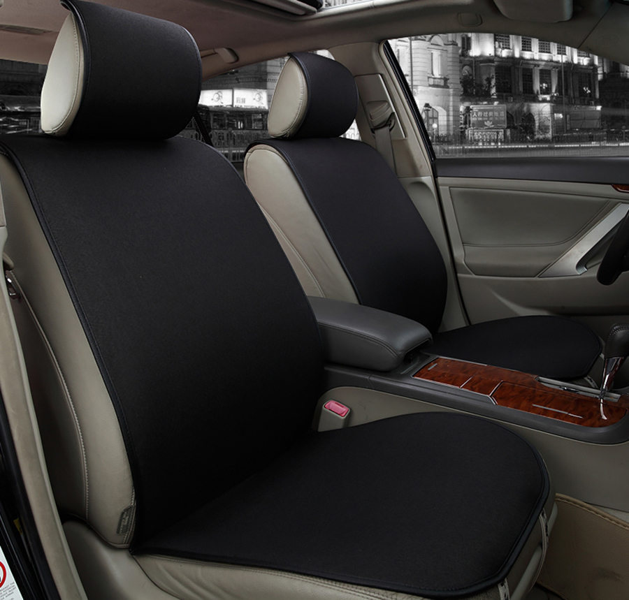 Bmw X6 Seat Covers: (Front+Rear) Universal Car Seat Covers For BMW E30 E34 E36