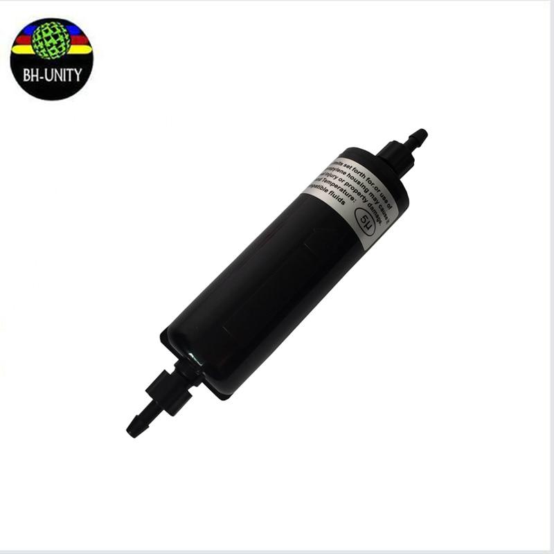 Купить с кэшбэком 10pcs/lot !! Flatbed printer spare parts black uv ink filter for Docan Flora Myjet Allwin Human printer