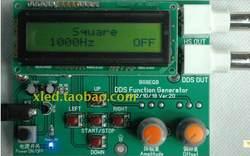 Бесплатная доставка Лидер продаж DDS генератор сигналов