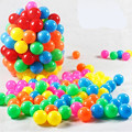 Cute Ocean Ball Eco Friendly Soft Plastic Tent Water Pool Ocean Wave Baby Toys 50pcs/100pcs/lot Beach Ball